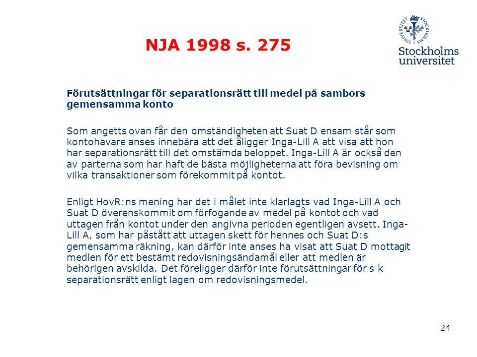 NJA 1998 s.