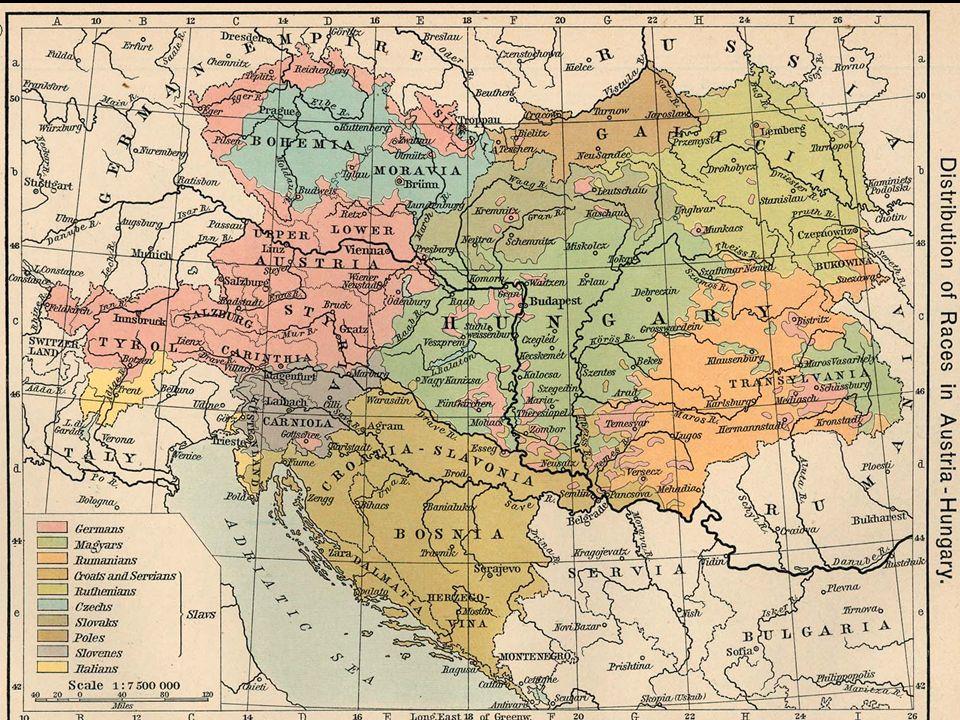 Svarta Veckan Juni 1914 Spänningen stiger på Balkan.