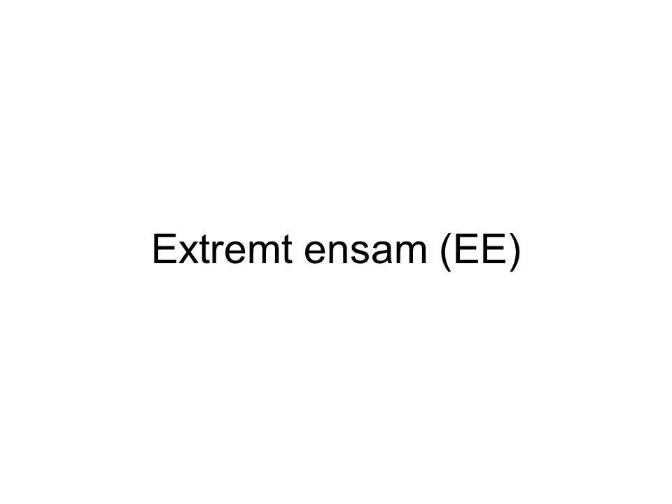 Extremt ensam (EE)