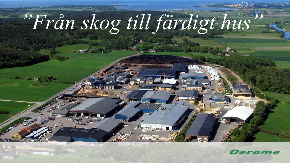 """""""Från skog till färdigt hus"""""""