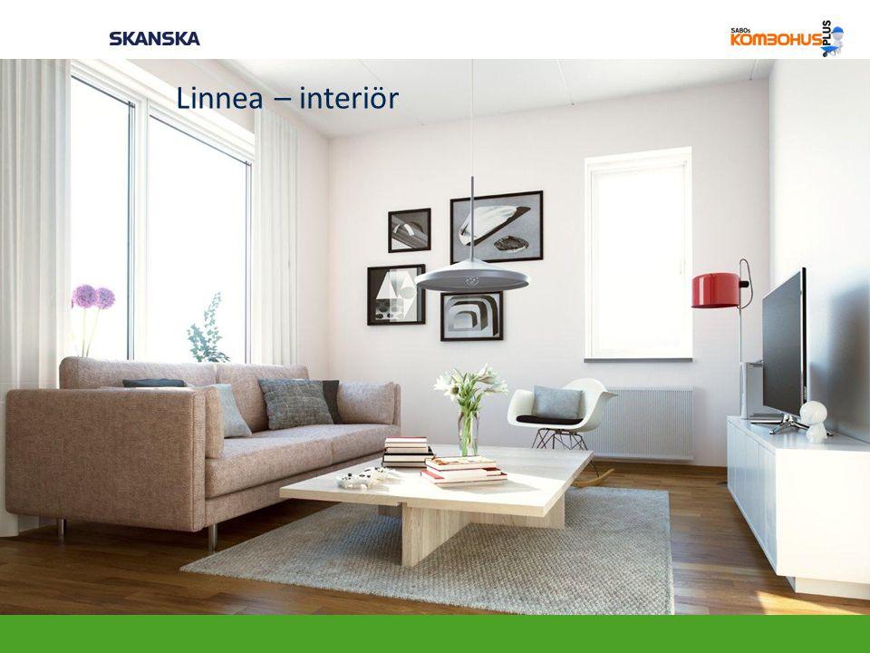 Linnea – interiör