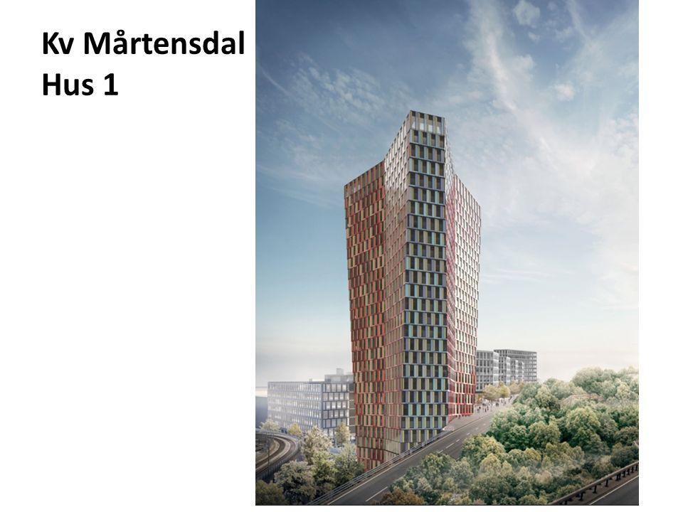 Kv Mårtensdal Hus 1