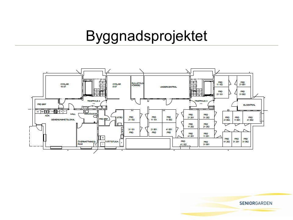 Byggnadsprojektet