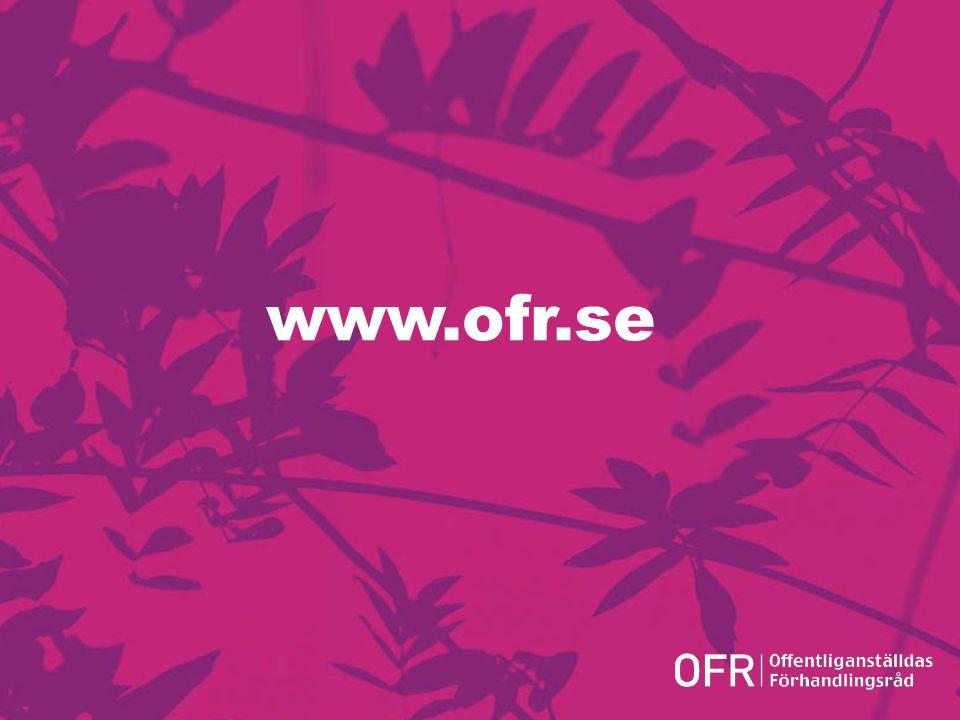 Version 1.0 www.ofr.se