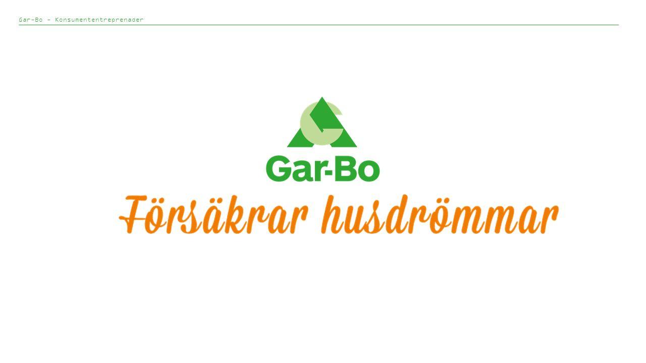 Gar-Bo - Konsumententreprenader