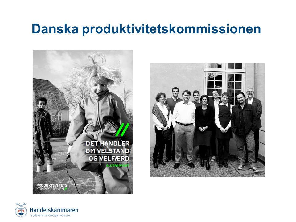 Danska produktivitetskommissionen