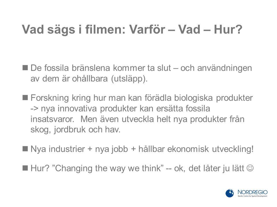 Fallet Örnsköldsvik Klustret upplevs som väldigt framgångsrikt i att utveckla företagen – och teknikerna.