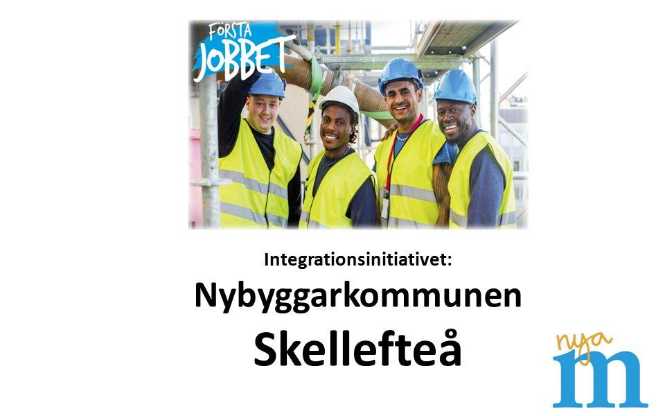 Integrationsinitiativet: Nybyggarkommunen Skellefteå