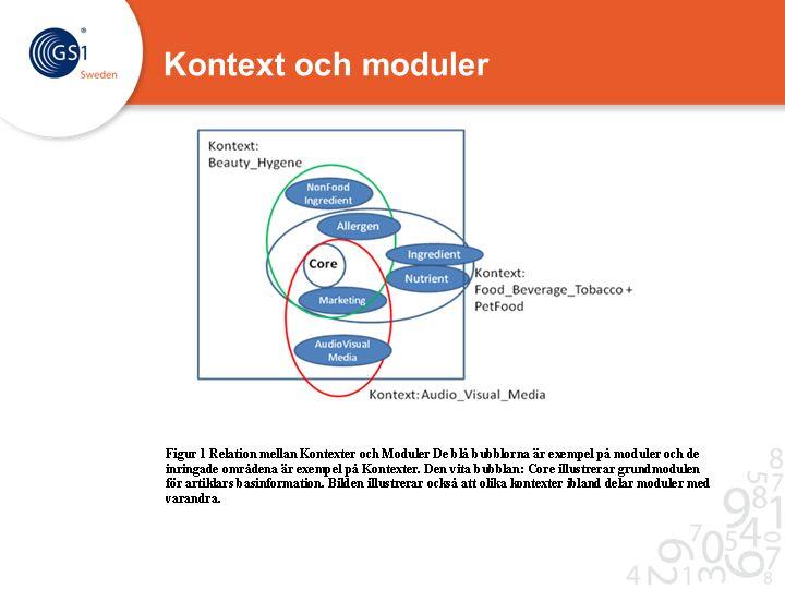 Kontext och moduler