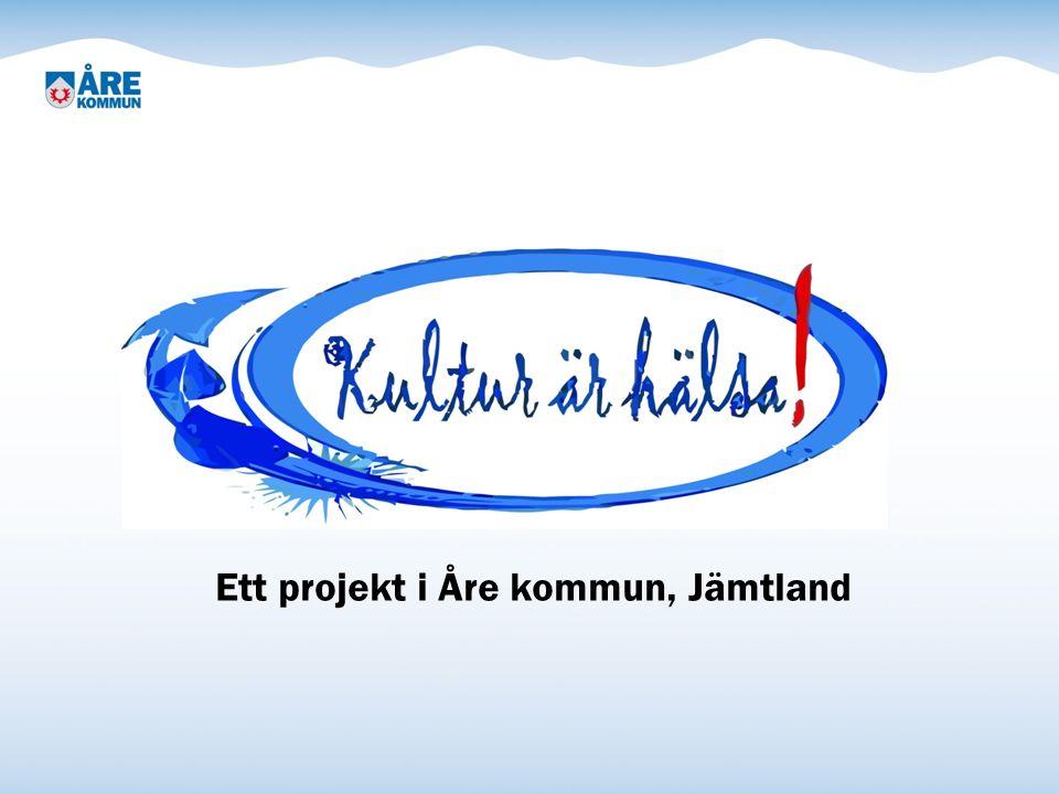 Ett projekt i Åre kommun, Jämtland