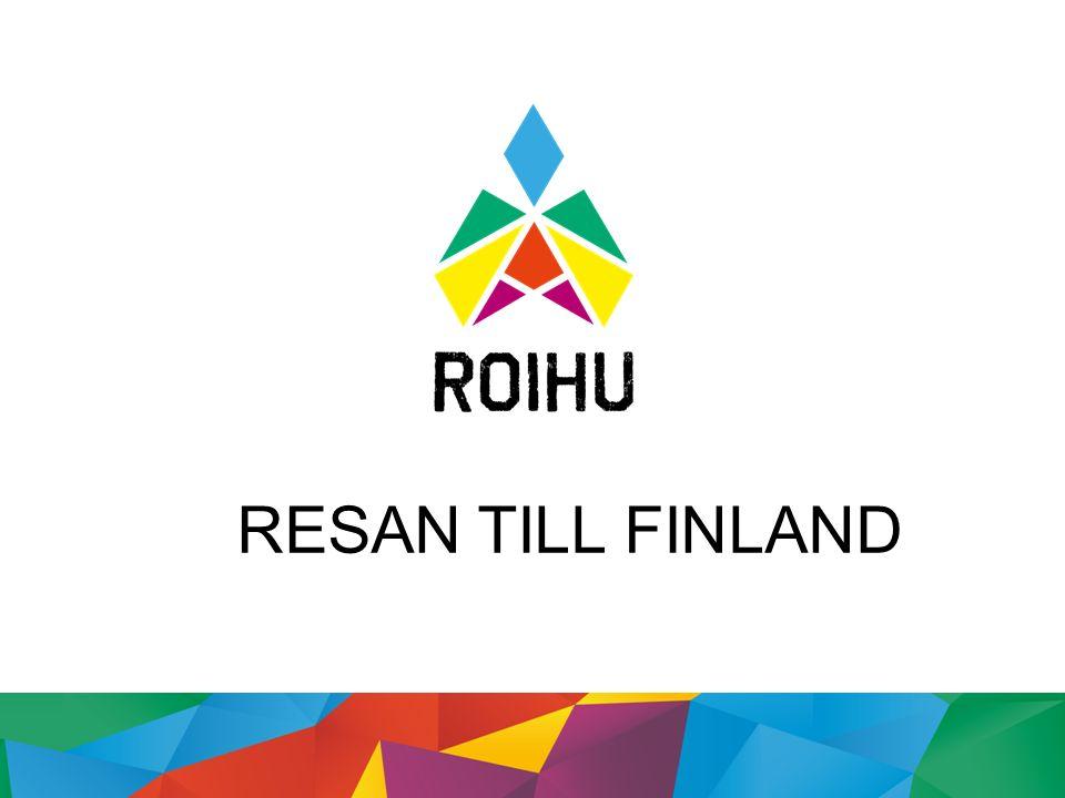 RESAN TILL FINLAND