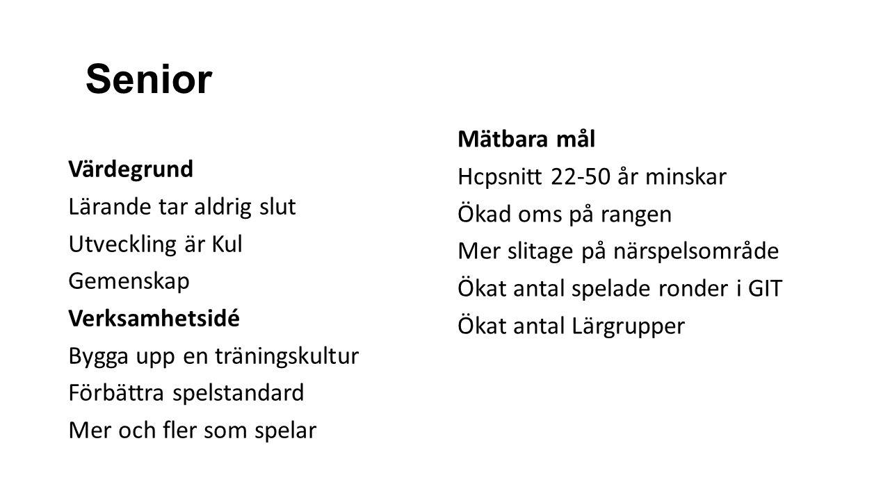Junior På klubben Golfäventyrs Lagmatcher 6-12 år 21 juni ???.