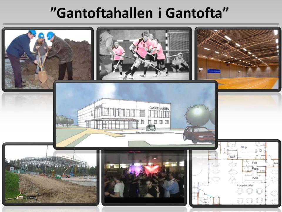 """Gantoftahallen i Gantofta"""