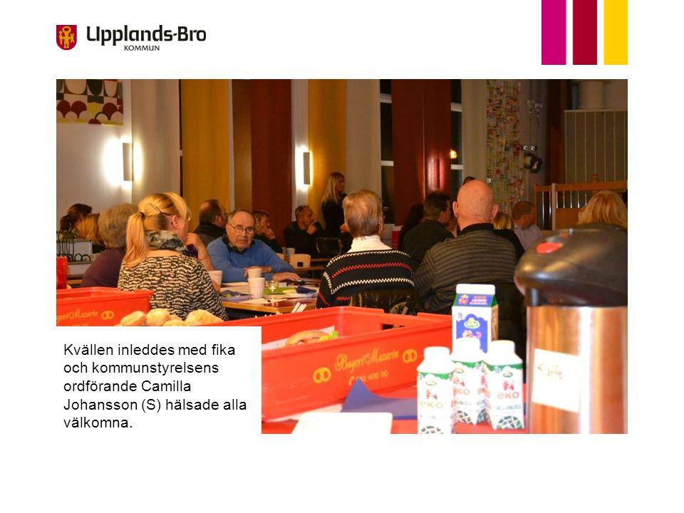 Koordinator/samordnare för finsk förvaltning Finsk hörna på biblioteken, någon slags träff för finska personer i olika åldrar ca 2-3 ggr i veckan Äldreomsorg på finska så man får bo kvar i egen kommun Hemtjänst med finsk personal Finsk avdelning på ålderdomshem Finsk vårdcentralspersonal som gör hembesök Kulturprogram/händelser på finska: Film, artister, teater, konserter, författare som har högläsning.