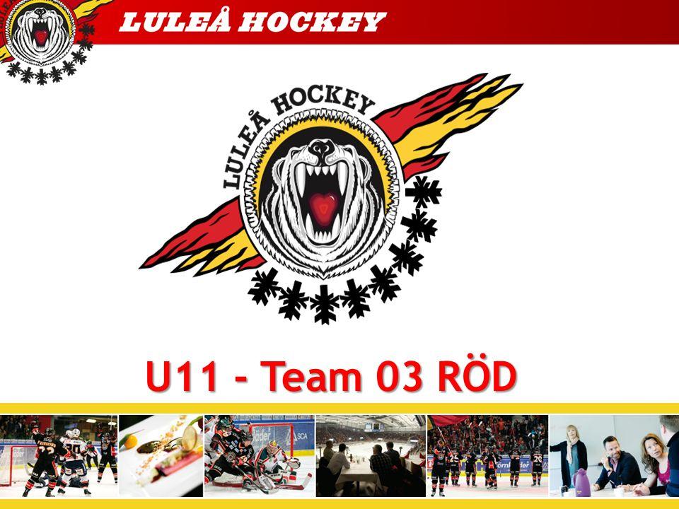 U11 - Team 03 RÖD