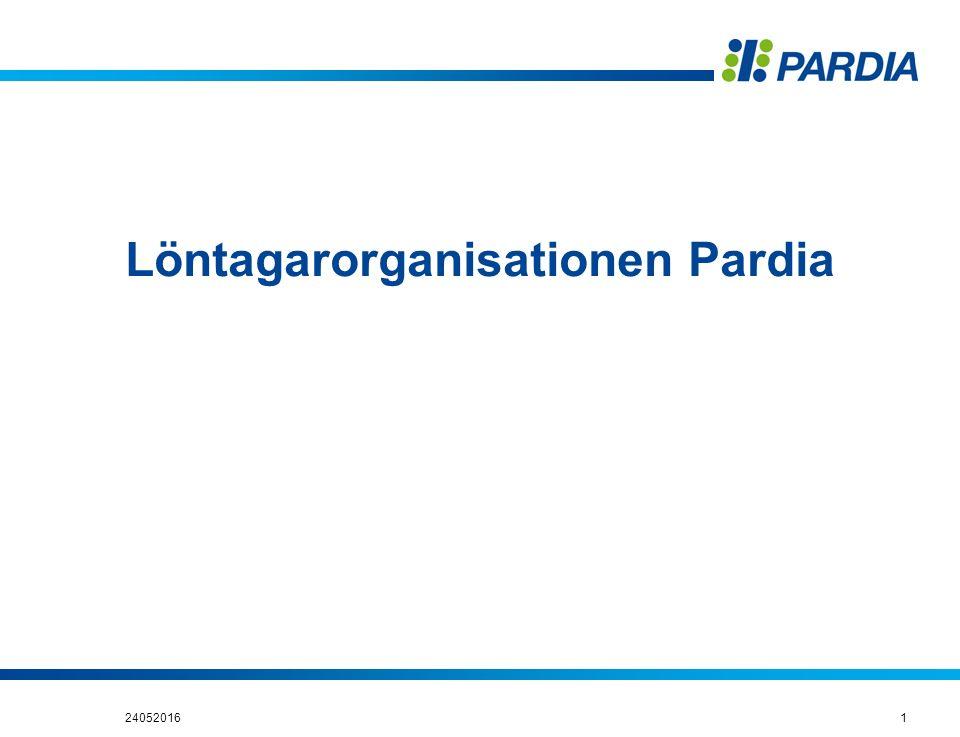 Löntagarorganisationen Pardia 124052016