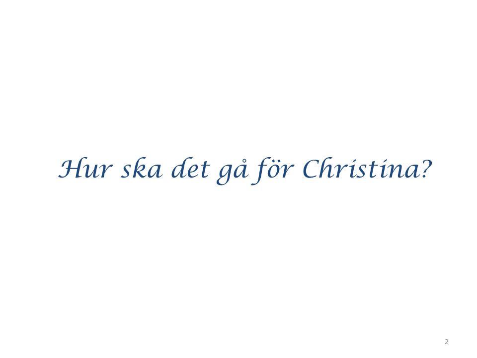 Läs mer på: www.kan-vår-välfärd-räddas.se 43