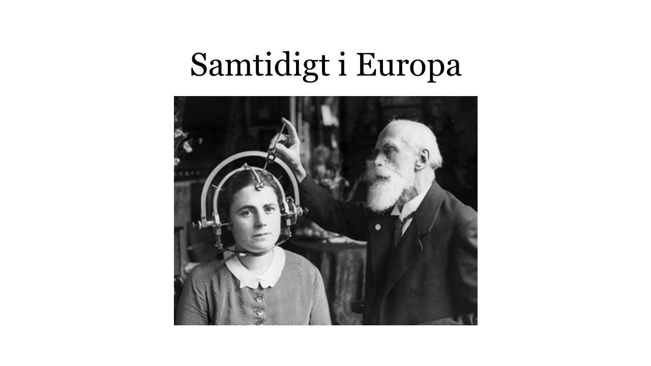 Samtidigt i Europa