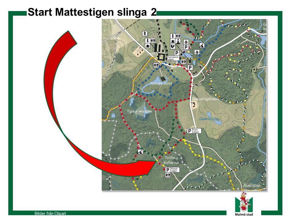 Start Mattestigen slinga 2 Bilder från Clipart