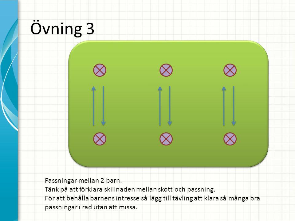Övning 4 Börja med boll.Kryp under hinder/häck. Hoppa mellan rockringar.