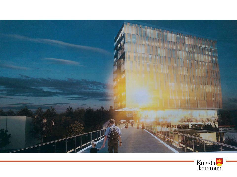 Vision 2025 Den moderna och kunskapsintensiva småstaden med förankring i en aktiv och levande landsbygd – mitt i tillväxtregionen Stockholm-Uppsala – skapar attraktionskraft både för boende och företag och befäster Knivsta som en föregångskommun för det hållbara samhället.