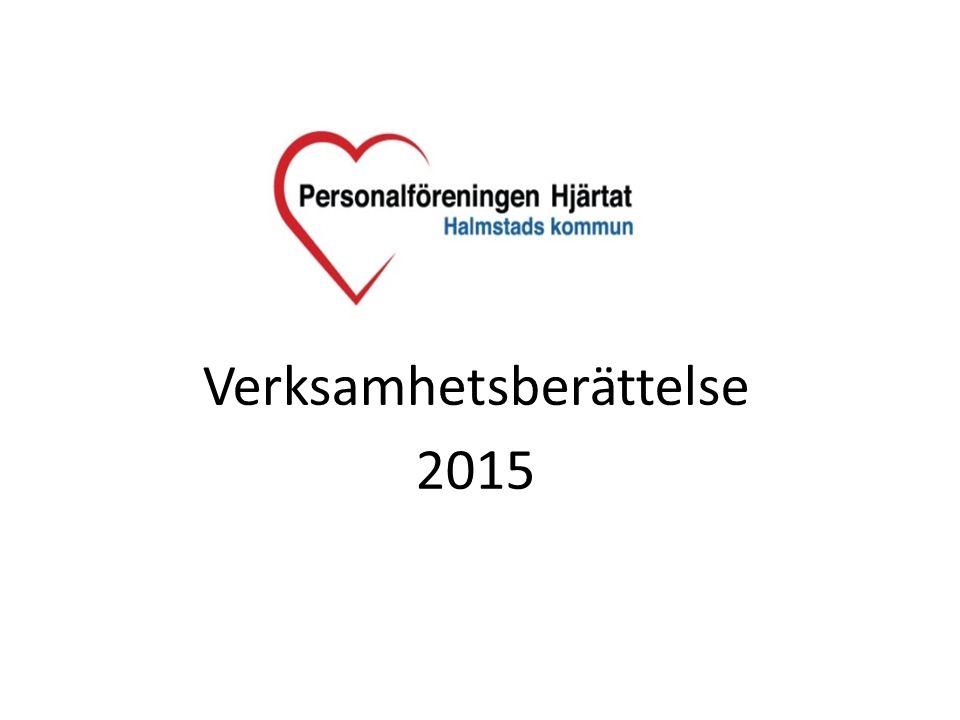 Verksamhetsberättelse 2015