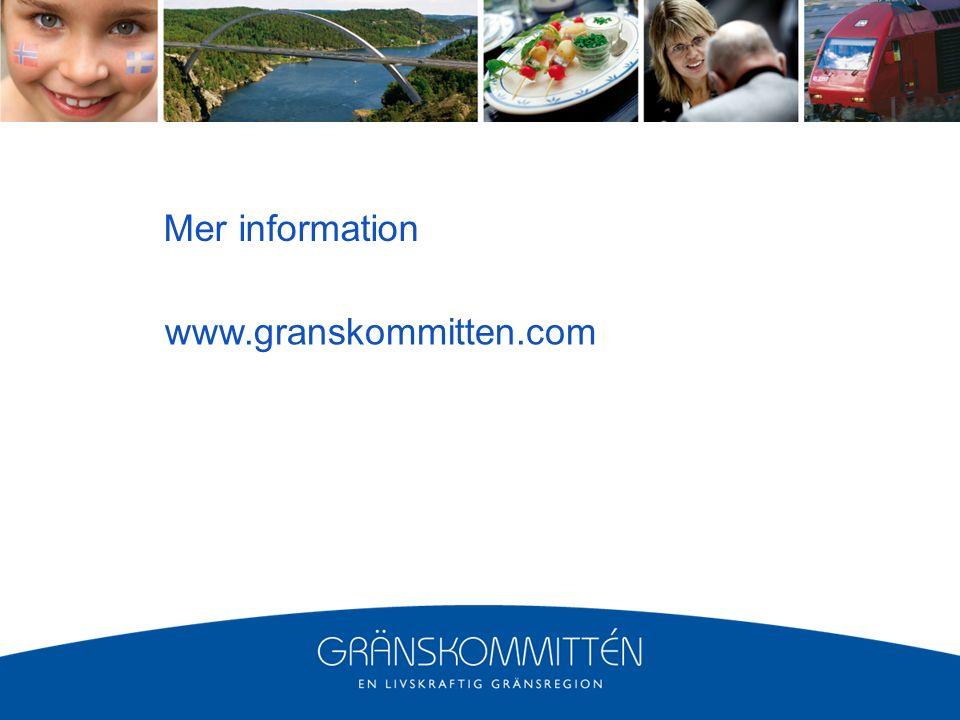 Mer information www.granskommitten.com