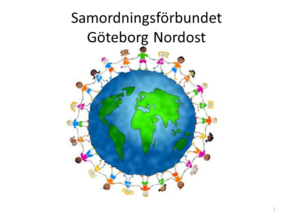Samordningsförbundet Göteborg Nordost 1