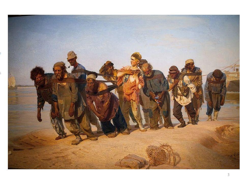 Vi såg nyss Ilja Repins tavla Pråmdragarna Finns det samhällsklasser idag? 4