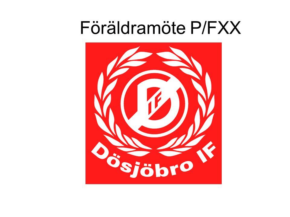 Föräldramöte P/FXX