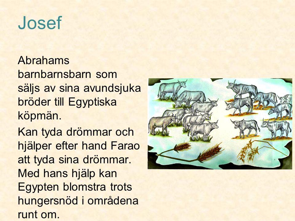 Abraham Abraham testas på flera sätt av Gud.