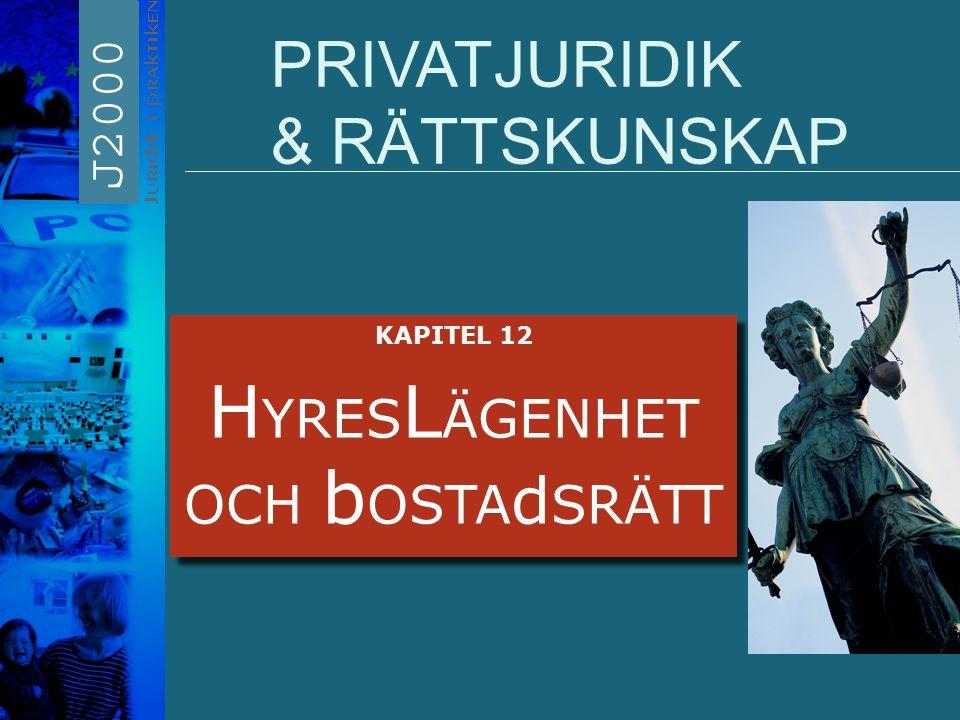 LIBER AB OH 12 Jordabalken 12 kap – Hyreslagen Betalning av hyra Hyran bestäms enligt bruksvärdesprincipen och i förhandlingar mellan hyresvärd och hyresgästorganisation enligt hyresförhandlingsklausul i hyresavtalet.