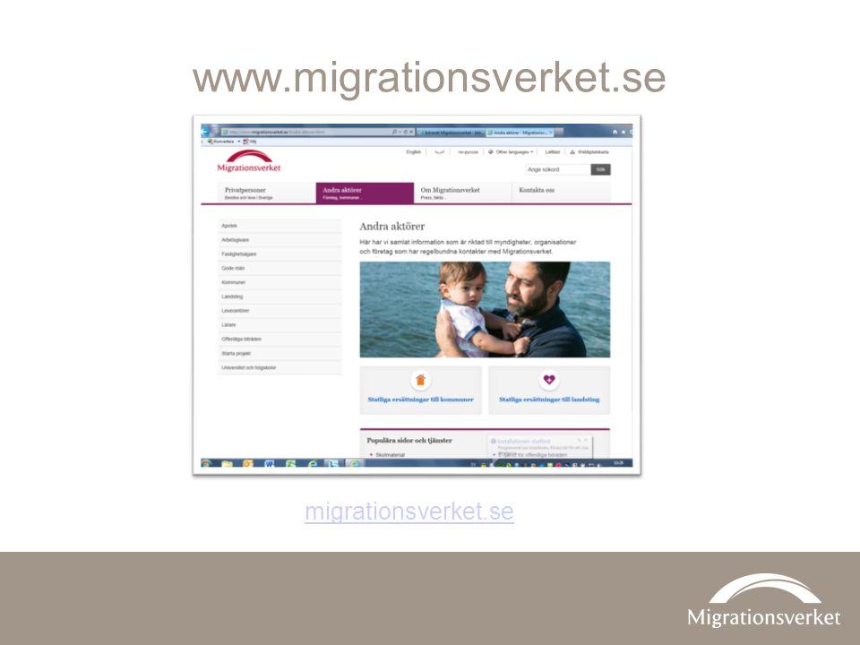 www.migrationsverket.se migrationsverket.se