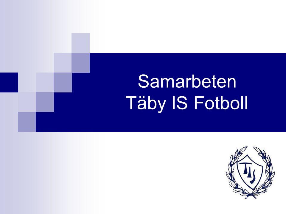 Samarbete AIK/Väsby Från Täby IS sida ser vi samarbetet med AIK Fotboll och Väsby United som stimulerande och samtidigt ett naturligt led i vår vilja att skapa utrymme och en röd tråd för ambitiösa spelare som vill satsa helhjärtat på fotboll.