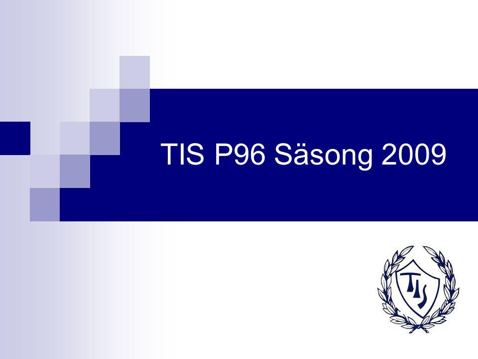 Täby IS P96 2009 Sammanslagning höst- 08, efter avslutad 7-manna säsong.