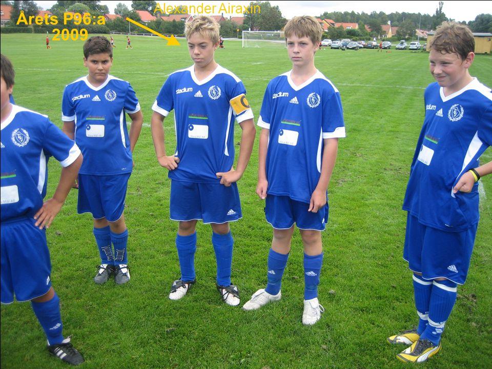 TIS Fotboll P96 Föräldramöte 2010-02-16