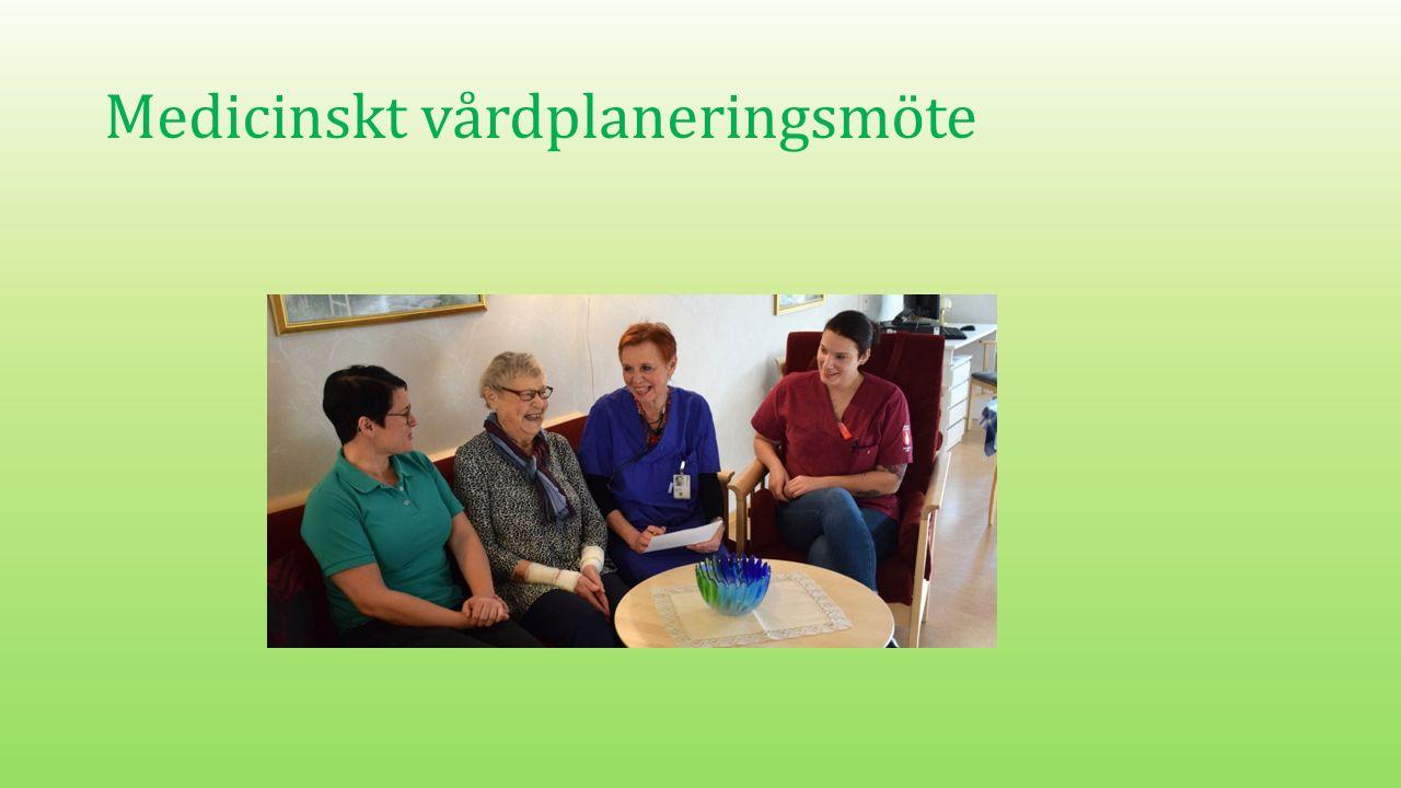 Medicinskt vårdplaneringsmöte