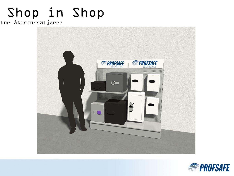 Shop in Shop (för återförsäljare)