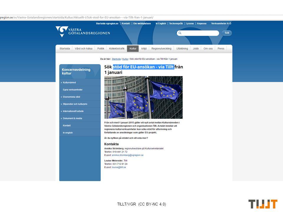 TILLT/VGR (CC BY-NC 4.0)