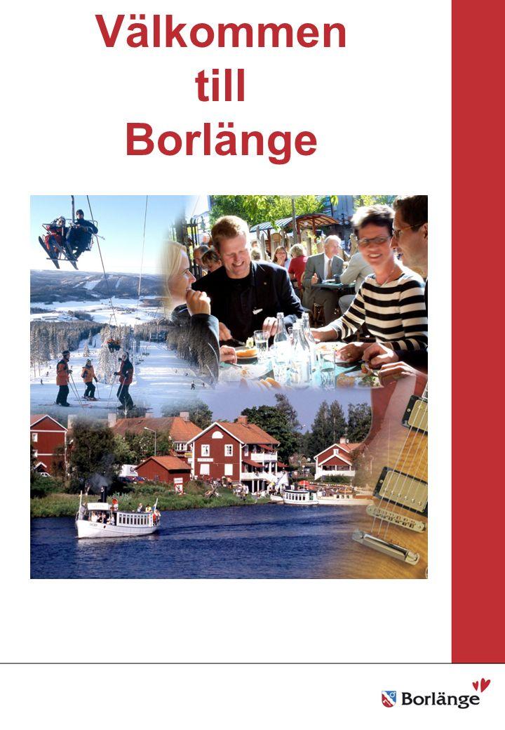 Borlänge stad Mellanrubrik Punkt Mellanrubrik Punkt Välkommen till Borlänge