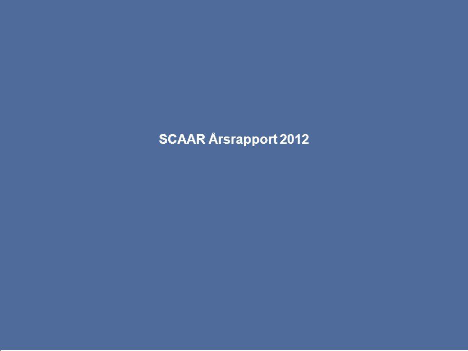 Utgiven 2013 – SCAAR Figur 79. Antal och typ av stent per sjukhus, 2012 vid STEMI.