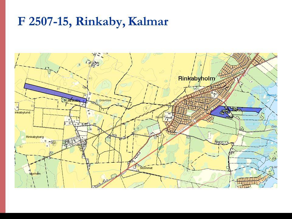 26 F 2507-15, Rinkaby, Kalmar