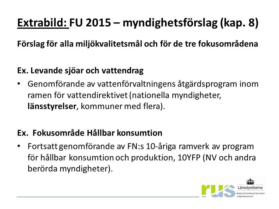 Rapport  Kartläggning metoder  Verktyg för uppföljning  Fortsatt arbete Miljökonsult AC Andersson AB 20