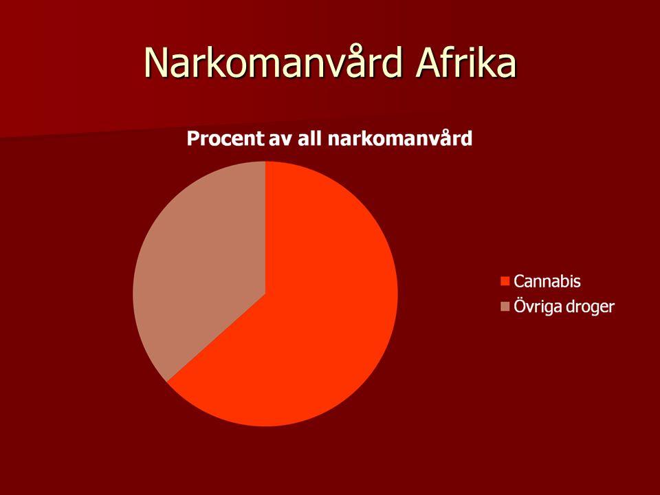 Narkomanvård Afrika