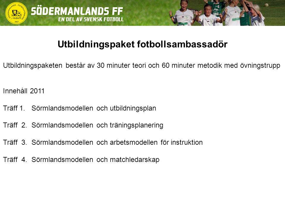 Flickor division 4, dubbelserie 10 lag Enhörna IFJäders IF Eskilstuna UnitedTriangelns IK IFK MariefredTorshälla Nyby IS IK ViljanNMI/NSK Utv 2 Järna SKKvicksunds SK (7-manna) Flickor division 5, Lätt Svår Enkelserie A+B slutspel3 omgångar Torshälla-Nyby IS1.