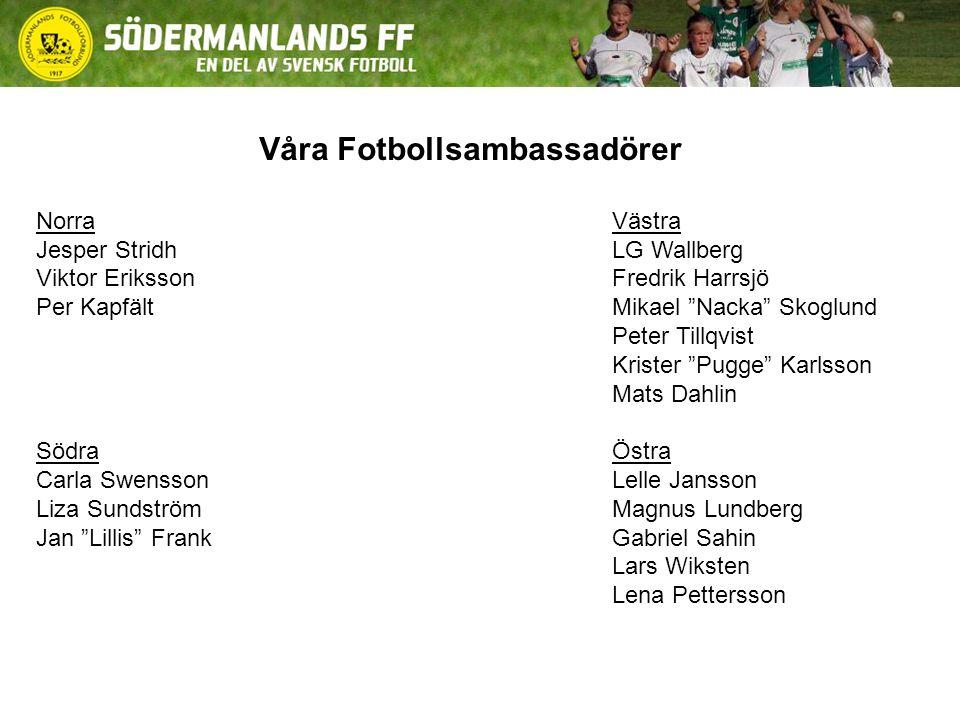 Pojkar division 1/16Pojkar division 2 DubbelserieDubbelserie A+B slutspel Gropptorps IFTrosa IF Torshälla-Nyby ISÅkers IF Hargs BKTriangelns IK Skogstorps GOIFNSK/NMI Malmköpings IFKatrineholms SK FK Trosa IF (P16)Värmbols FC Flens IF-Södra (P16)Stjärnhovs IK/Björnlunda (9-manna) Katrineholms SK FK (P16)Vingåkers IF Al Salam SK (P16) Pojkar division 3 Dubbelserie Gnesta FF Hargs BK Katrineholms AIK Åkers IF/IFK Mariefred Katrineholms SK FK Järna SK (9-manna) IK Viljan Strängnäs Fogdö/Aspö (FAIF) (9-manna) Trosa-Vagnhärad Valla IF