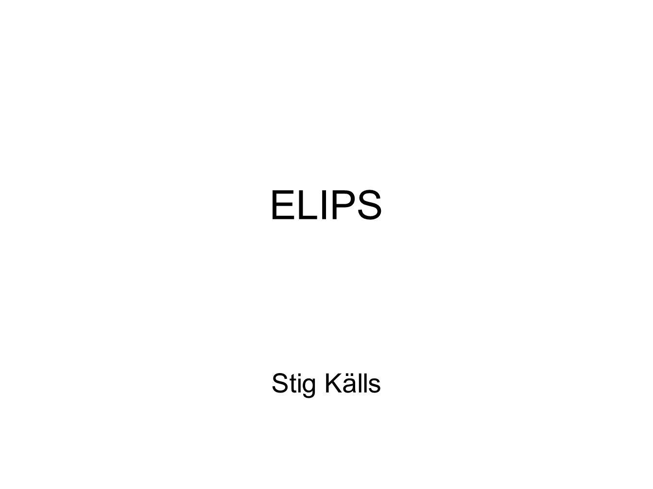 ELIPS Stig Källs