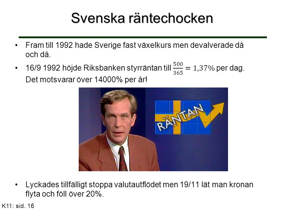 Svenska räntechocken K11: sid. 16