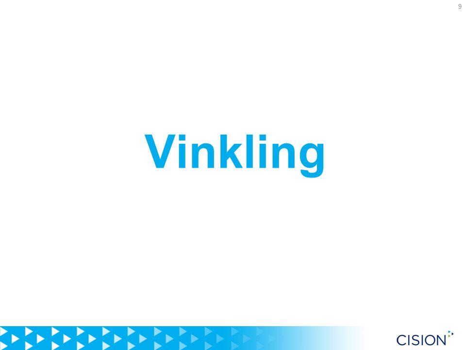 9 Vinkling