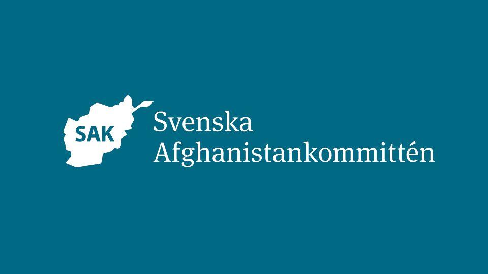Svenska Afghanistankommittén | www.sak.se